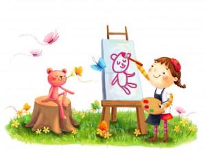 Детские творческие работы