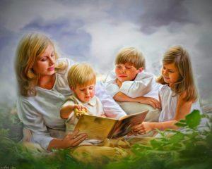 почитайте детям